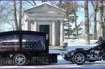 Coffin trailer