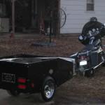Harley trailer