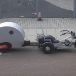 trike towing trailer