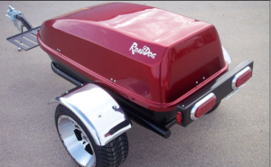 Road Dog Trailers...A Motorcycle s Best Friend Motorcycle Touring Trailers