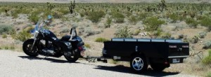 roll a home motorcycle camper trailer