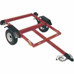 industrial motorcycle trailer frame