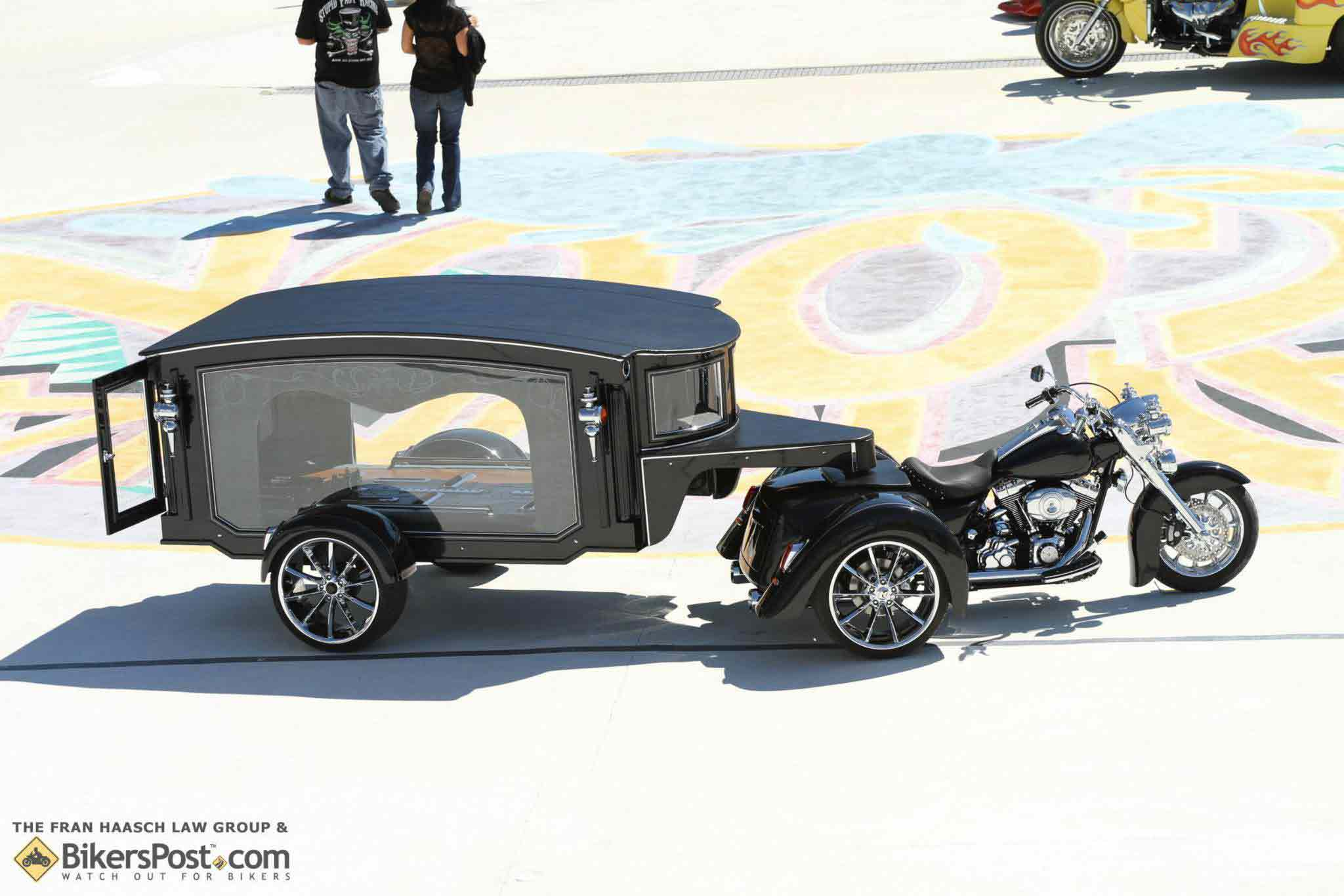 Coffin Motorcycle Trailers Pull Behind Motorcycle Trailers