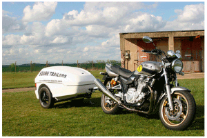 yamaha motorcycle trailers