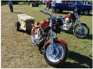 yamaha motorcycle trailers