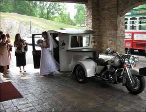 Custom Motorcycle Trailers